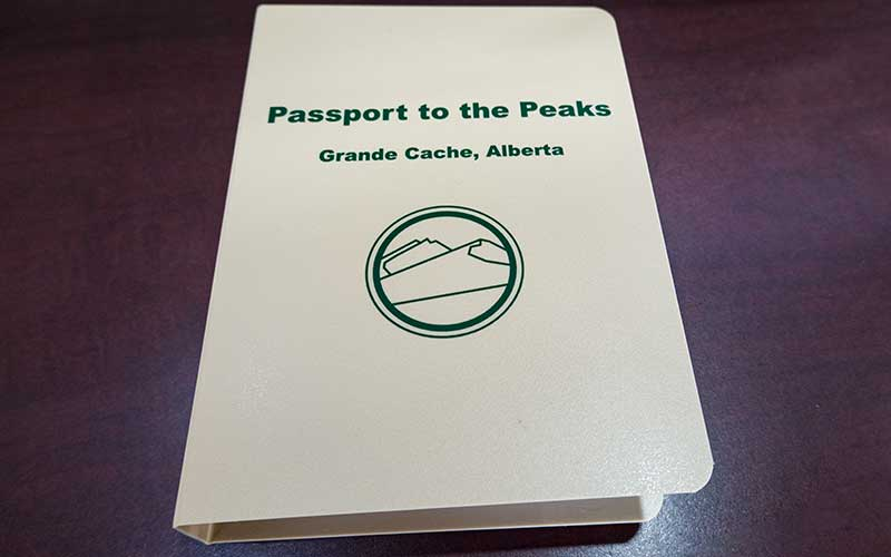 Grande Cache Passport to the peaks