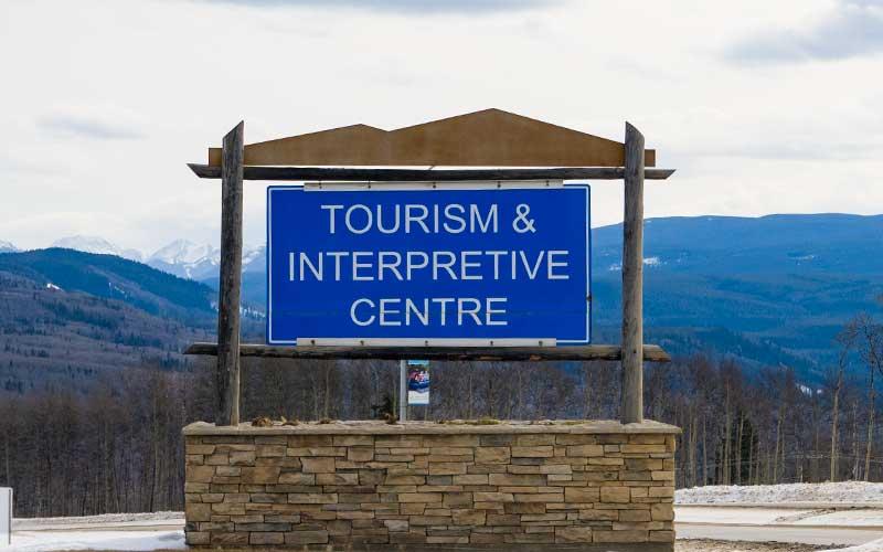 Grande Cache Tourism Interpretive Centre