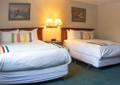 Grande Cache Hotel Beds